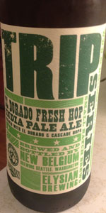 The Trip XVIII (El Dorado Fresh Hop IPA)