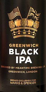 Marks & Spencer Greenwich Black IPA