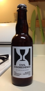 Civil Disobedience #7