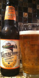 Waterfront Brewing Co. Summer Ale