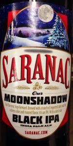 Saranac Moonshadow Black IPA