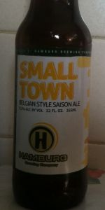 Small Town Saison
