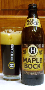 Maple Bock