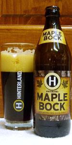 Maple Bock