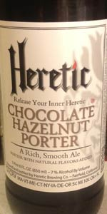 Chocolate Hazelnut Porter