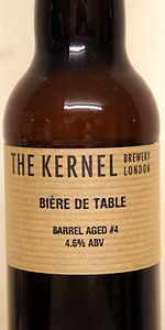 Bière De Table Barrel Aged