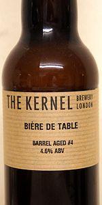 Bière De Table Barrel Aged