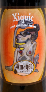 Amager / Cigar City - Xiquic And The Hero Twins