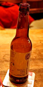 Emelisse Barley Wine - Buffalo Trace Barrel Aged