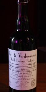 Hel & Verdoemenis - Wild Turkey Eisbock