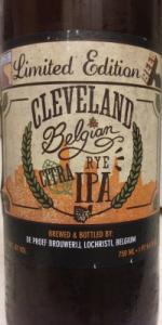 Cleveland Belgian Rye Citra IPA