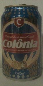 Colônia Sem Álcool
