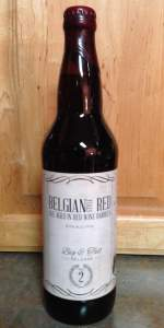 Belgian Style Red