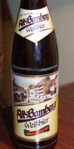 Alt-Bamberg Weißbier