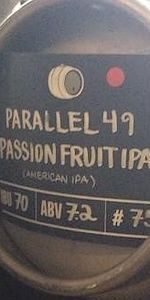 Passion Fruit IPA