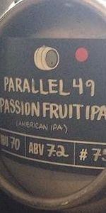 Passion Fruit IPA