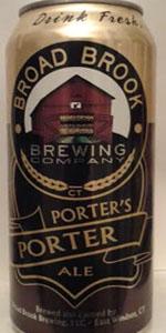 Porter's Porter