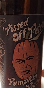 Nickel Brook Pissed Off Pete's Pumpkin Porter