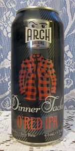 Dinner Jacket O'Red IPA