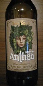 Big Rock Anthea Wet Hop Ale