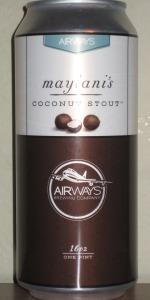Maylani's Coconut Stout
