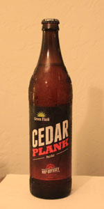 Hop Odyssey: Cedar Plank Pale Ale