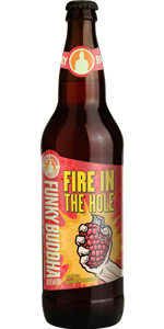 Fire In The Hole Raspberry Habanero Red Ale