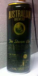 The Steam Ale