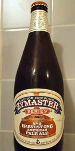 Anchor Zymaster Series No. 5: Harvest One American Pale Ale