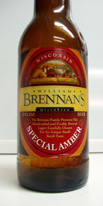 William Brennan's Special Amber