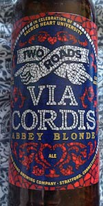 Via Cordis Abbey Blonde
