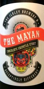 The Mayan (Chocolate Chipotle Stout)