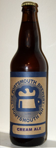 Portsmouth Carlyle Cream Ale