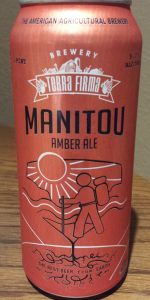 Manitou Amber Ale