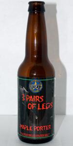 Dark Horse 3 Pairs Of Legs Maple Porter