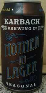 Mother In Lager