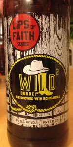 Lips Of Faith - Wild2 Dubbel (Ale Brewed With Schisandra)