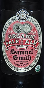 Samuel Smith's Organic Pale Ale