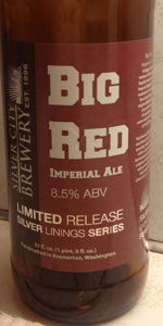 Big Red Imperial Ale