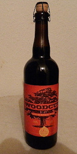 Woodcut No. 7 Russian Imperial Stout