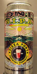 Ponto S.I.P.A. (Sessionable India Pale Ale)