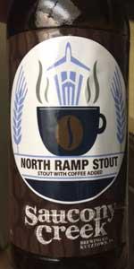 North Ramp Coffee Stout
