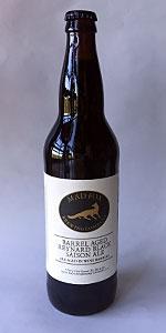 Cabernet Barrel-Aged Reynard's Black Saison