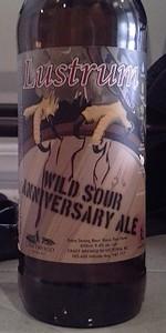 Lustrum - Wild Sour Anniversary Ale