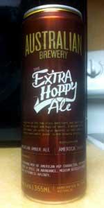 Extra Hoppy Ale