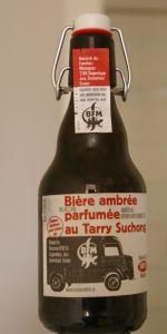 Biere Ambree Parfumee Au Tarry Suchong