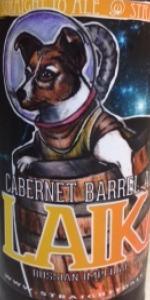 Cabernet Barrel-Aged Laika Stout