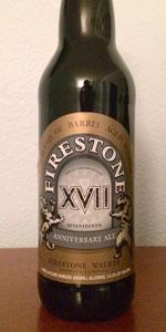 Firestone 17 - Anniversary Ale