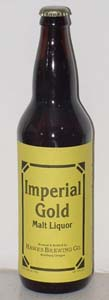 Imperial Gold Malt Liquor