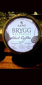 Åbro Bryggmästarens Black Coffee